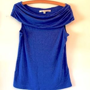 Blue Top Size Small